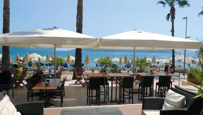Begonville Beach, Marmaris, Sparkle Travel